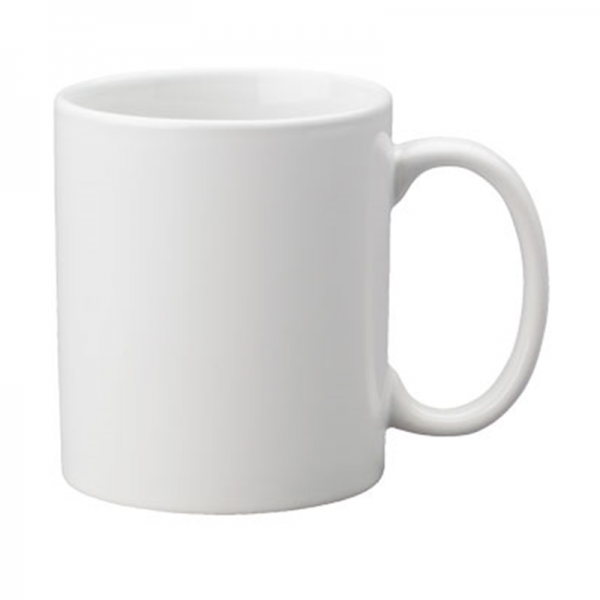 Customized White Mug